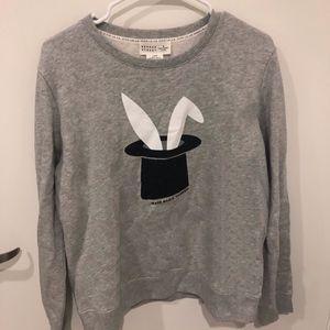 Kate Spate Sweatshirt Medium